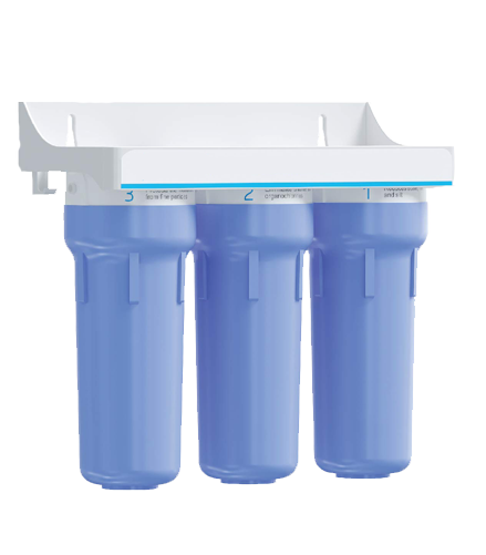 three stage water purifier dubai